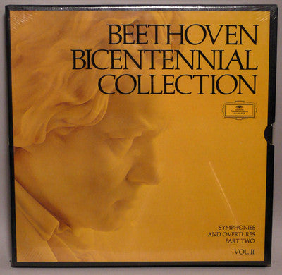 Beethoven Bicentennial Collection Symphonies Part 2 (Used 5LP Boxset)
