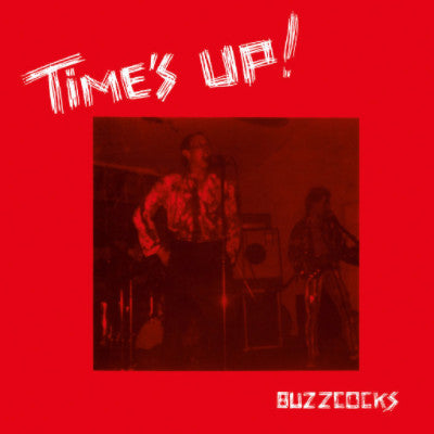 Times Up! (New LP+Download)