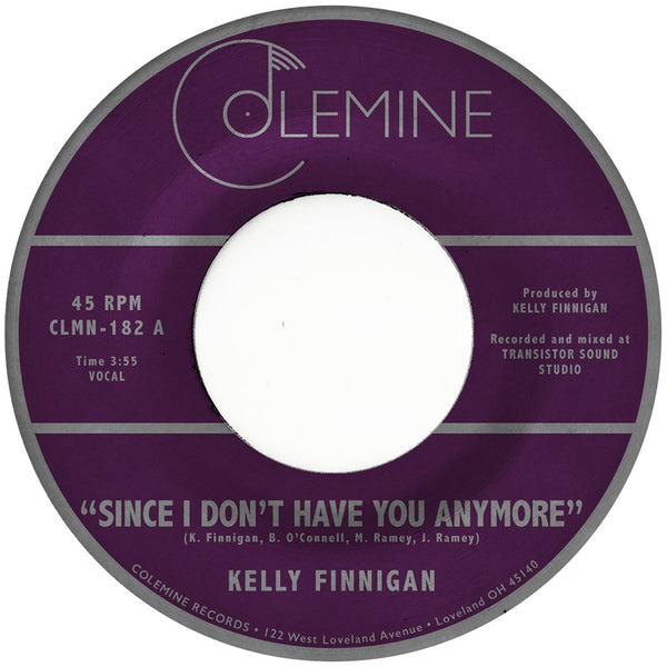 "Since I Don't Have You Anymore (New 7"")"