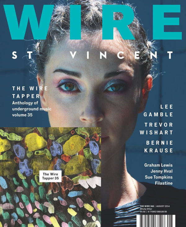 The Wire 366 (August 2014)