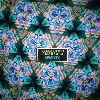 "Amansara Remixes (New 7"")"
