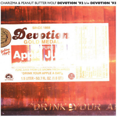 "Devotion '92 / Devotion '93 (Used 7"")"