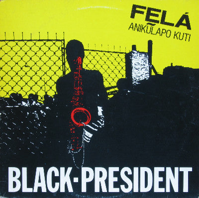 Black President (Used LP)