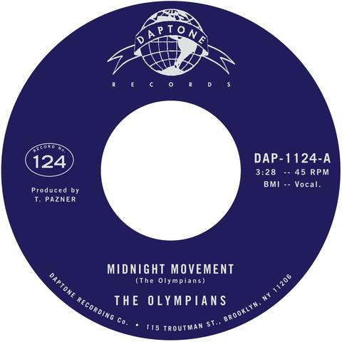 "Midnight Movement (New 7"")"