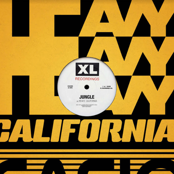 "Heavy, California (New 12"")"