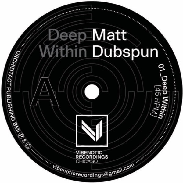 "Deep Within (New 12"")"