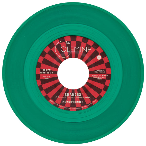 "Chances (New 7"")"