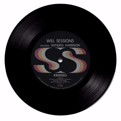 "Kindred feat. Wendell Harrision b/w Polyester People feat. Jeremy Ellis (New 7"")"