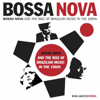Bossa Nova (Bossa Nova And The Rise Of Brazilian Music In The 1960s) (New 2LP)