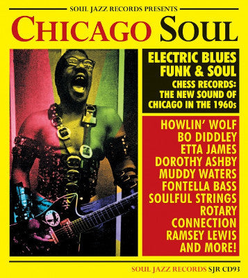 Chicago Soul (New 2LP)