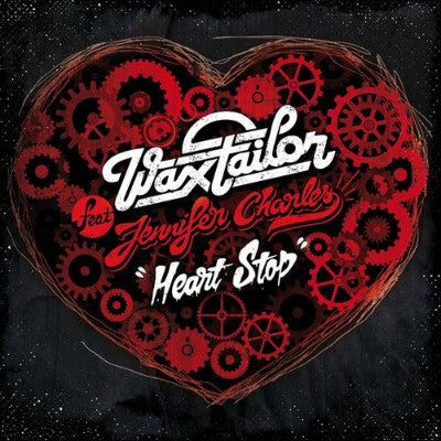 "Heart Stop (New 10"")"