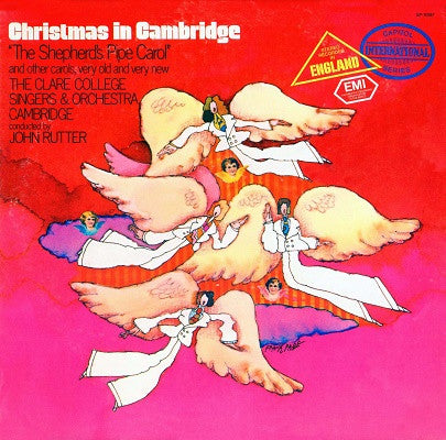 Christmas in Cambridge (Used LP)