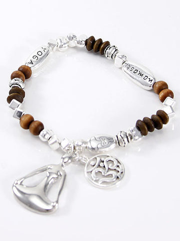 Yoga Stretch Bracelet