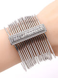 Rhinestone Fashion Bracelet