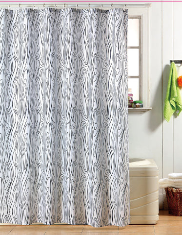 "Royal Bath Strata Fabric Shower Curtain - 70"" x 70"""