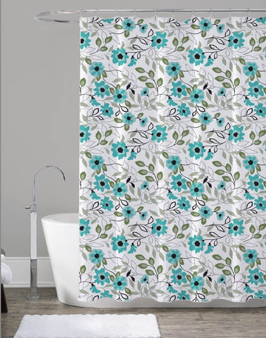 "Royal Bath Verano Explendido Canvas Fabric Shower Curtain (70"" x 72"")"