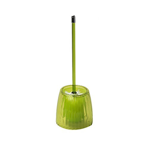 Park Avenue Deluxe Collection Park Avenue Deluxe Collection Palm Green Rib-Textured Bowl Brush