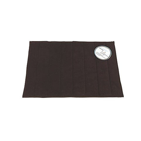 Park Avenue Deluxe Collection Park Avenue Deluxe Collection Large-Sized Memory Foam Bath Mat in Brown