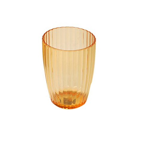 Park Avenue Deluxe Collection Park Avenue Deluxe Collection Orange Rib-Textured Tumbler