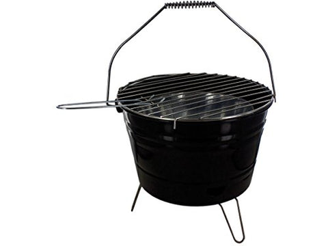 Regalo Perfecto Collection Barbecue Bucket with Handle