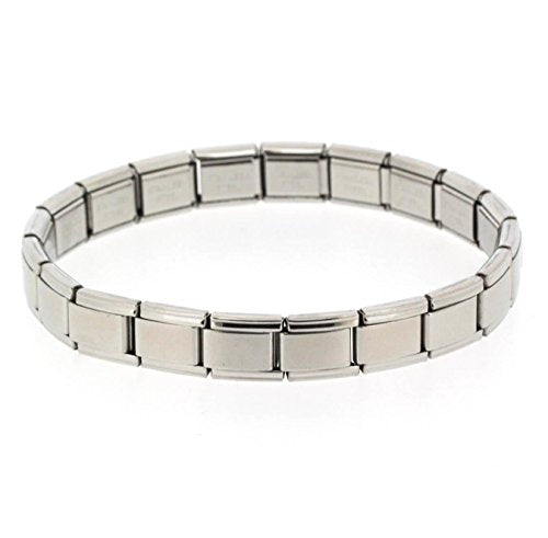 Ben and Jonah Stainless Steel Expandable Unisex Bracelet