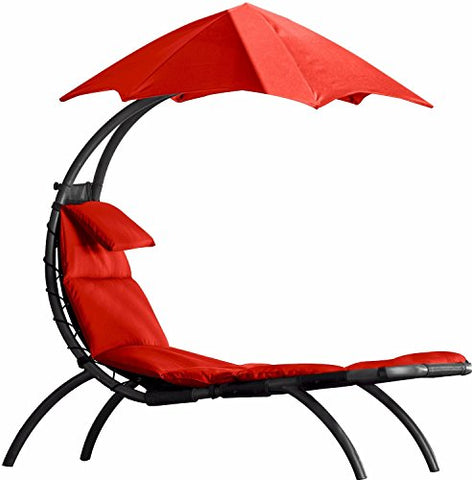 Eclipse Collection The Original Dream Lounger - Cherry Red