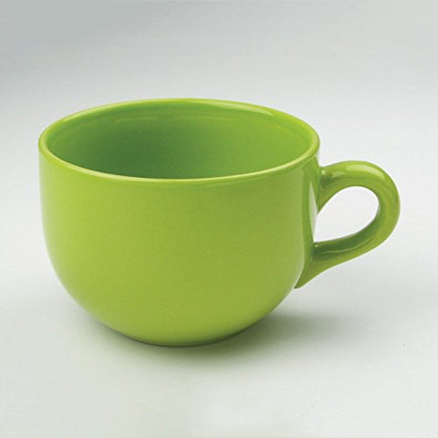 Ben and Jonah Set of 4 - 24-oz Jumbo Mug (Green)