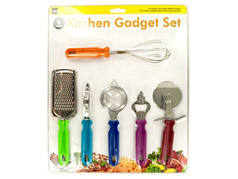Regalo Perfecto Collection Kitchen Gadget Set