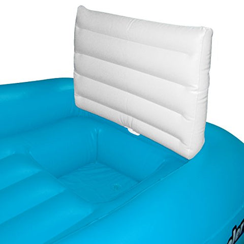 Eclipse Collection Oversized Cooler Couch Floating Lounger (5' 4 inch L x 3' 4 inch W x 33 inch H)