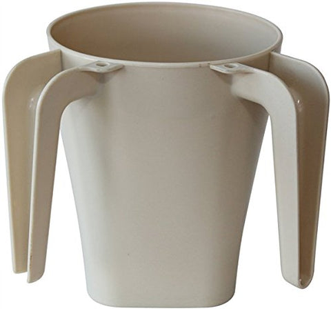 Ben and Jonah Plastic Washing Cup Beige