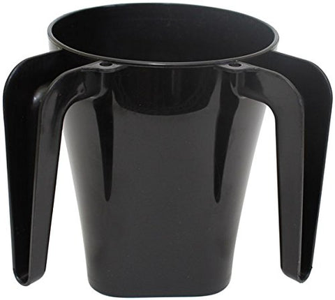Ben and Jonah Plastic Washing Cup Black