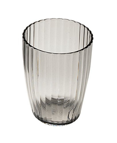 Park Avenue Deluxe Collection Park Avenue Deluxe Collection Black Rib-Textured Tumbler