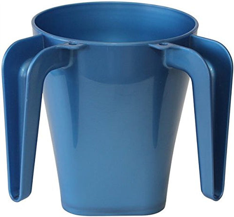 Ben and Jonah Plastic Washing Cup Light Blue