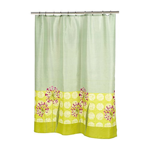 Park Avenue Deluxe Collection Park Avenue Deluxe Collection  inch Serenity inch  Fabric Shower Curtain