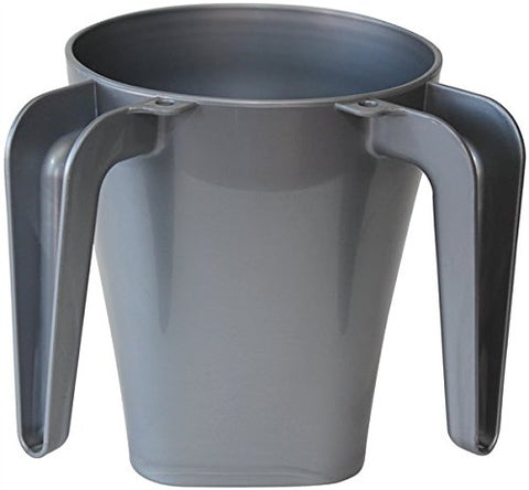 Ben and Jonah Plastic Washing Cup Grey