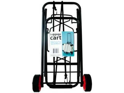 Regalo Perfecto Collection Portable Folding Luggage Cart