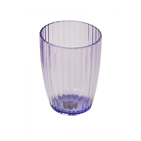 Park Avenue Deluxe Collection Park Avenue Deluxe Collection Magenta Rib-Textured Tumbler