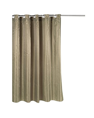 Park Avenue Deluxe Collection Park Avenue Deluxe Collection Pre Hooked? Satin Stripe Fabric Sage