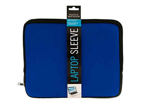 Regalo Perfecto Collection Neoprene Laptop Sleeve