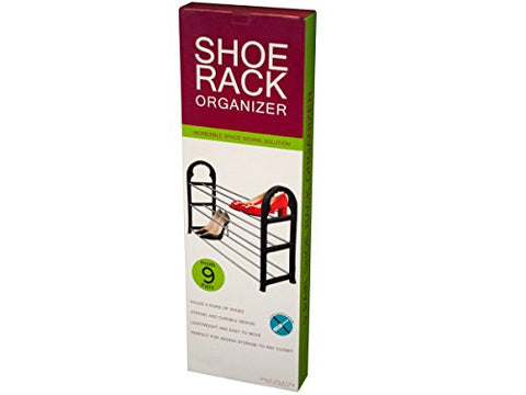 Regalo Perfecto Collection Shoe Rack Organizer