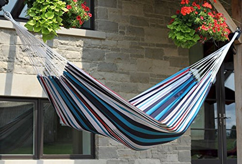 Eclipse Collection Brazilian Style Hammock - Double (Denim)