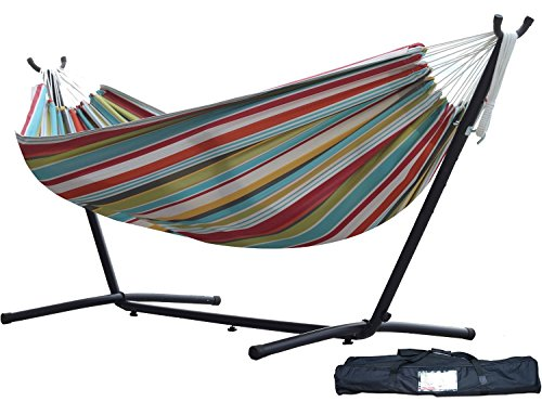 Eclipse Collection Vivere's Combo - Ciao Hammock with Stand (9ft) New