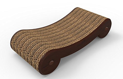 Pet Rite Collection Cat Scratcher Bed Pet Toy