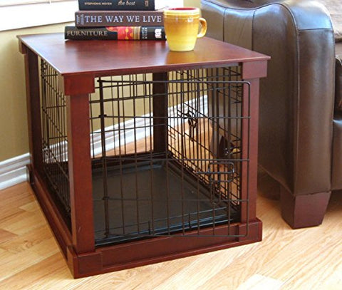 Pet Rite Collection Cage with Carte Cover Small Crate and Cover