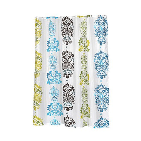 Park Avenue Deluxe Collection Park Avenue Deluxe Collection  inch Olivia inch  Fabric Shower Curtain
