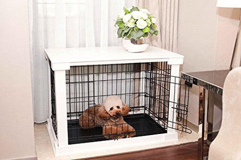 Pet Rite Collection Cage with Crate Cover Medium