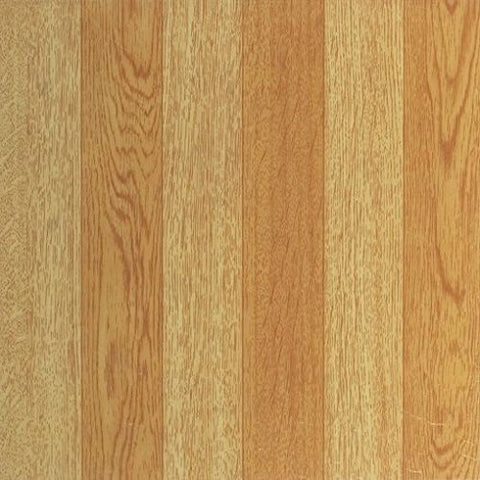 Ben&Jonah Collection Tivoli Light Oak Plank-Look 12x12 Self Adhesive Vinyl Floor Tile - 45 Tiles/45 sq Ft