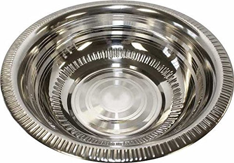 Ben and Jonah Stainless Steel Washing Bowl -12 inch W X 3 inch H
