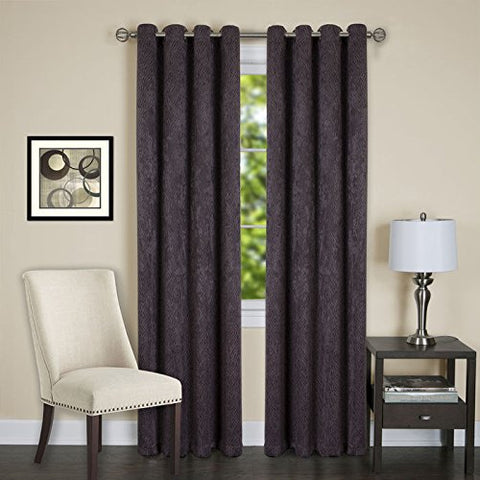 Park Avenue Collection Jensen Grommet Panel 52x63