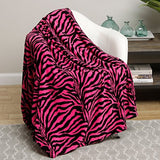 Animal Print Ultra Plush Microplush Blanket